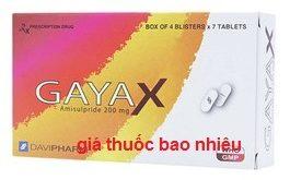Thuốc gayax 200 là thuốc gì? có tác dụng gì? giá bao nhiêu tiền?