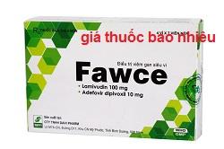 Thuốc fawce là thuốc gì? có tác dụng gì? giá bao nhiêu tiền?