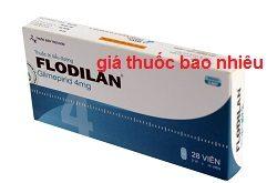 Thuốc Flodilan 4 là thuốc gì? có tác dụng gì? giá bao nhiêu tiền?