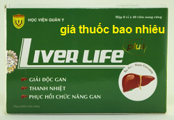 Thuốc liver life plus là thuốc gì? có tác dụng gì? giá bao nhiêu tiền?