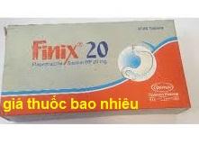 Thuốc finix 20 là thuốc gì? có tác dụng gì? giá bao nhiêu tiền?