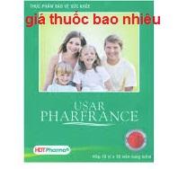 Thuốc Usar Pharfrance là thuốc gì? có tác dụng gì? giá bao nhiêu tiền?