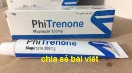 Thuốc Phitrenone 10g là thuốc gì? có tác dụng gì? giá bao nhiêu tiền?