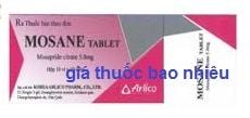 Thuốc Mosane 5mg là thuốc gì? có tác dụng gì? giá bao nhiêu?