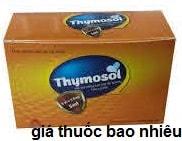 Thuốc Thymosol 5ml là thuốc gì? có tác dụng gì? giá bao nhiêu?