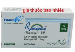 Thuốc Ramipace 5mg là thuốc gì? có tác dụng gì? giá bao nhiêu?