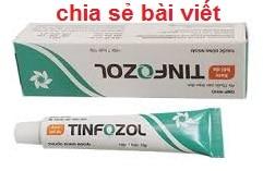 Thuốc Tinfozol 10g là thuốc gì? có tác dụng gì? giá bao nhiêu?