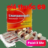 Thuốc Usarpainsoft 500 là thuốc gì? có tác dụng gì? giá bao nhiêu?
