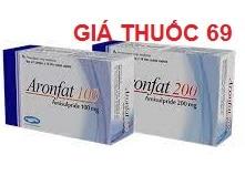 Thuốc Aronfat 200 là thuốc gì? có tác dụng gì? giá bao nhiêu?