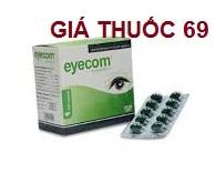 Thuốc Eyecom là thuốc gì? có tác dụng gì? giá bao nhiêu?