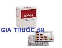 Thuốc Aginfolix 5 là thuốc gì? có tác dụng gì? giá bao nhiêu?
