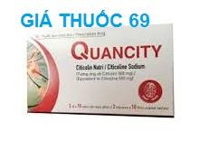 Thuốc Quancity 500 là thuốc gì? có tác dụng gì? giá bao nhiêu?