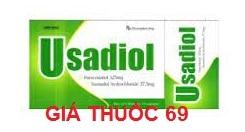 Thuốc Usadiol là thuốc gì? có tác dụng gì? giá bao nhiêu?
