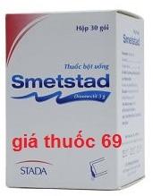 Thuốc Smetstad 3g là thuốc gì? có tác dụng gì? giá bao nhiêu?