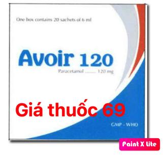 Thuốc Avoir 120 là thuốc gì? có tác dụng gì? giá bao nhiêu?
