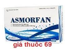 Thuốc Asmorfan 500 là thuốc gì? có tác dụng gì? giá bao nhiêu?