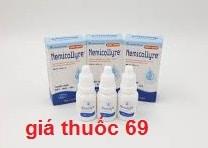 Thuốc Nemicollyre 8ml là thuốc gì? có tác dụng gì? giá bao nhiêu?