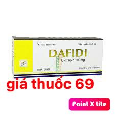 Thuốc Dafidi 100 là thuốc gì? có tác dụng gì? giá bao nhiêu?