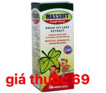 Thuốc Massoft 100ml là thuốc gì? có tác dụng gì? giá bao nhiêu?