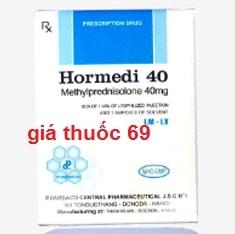 Thuốc Hormedi 40 là thuốc gì? có tác dụng gì? giá bao nhiêu?