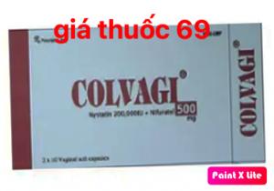 Thuốc Colvagi 500mg là thuốc gì? có tác dụng gì? giá bao nhiêu?