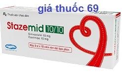 Thuốc Stazemid 10/10 là thuốc gì? có tác dụng gì? giá bao nhiêu?