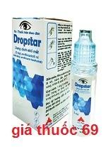 Thuốc Dropstar 5ml là thuốc gì? có tác dụng gì? giá bao nhiêu?