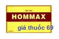 Thuốc Hommax là thuốc gì? có tác dụng gì? giá bao nhiêu?