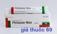 Thuốc Philxone-Neo là thuốc gì? có tác dụng gì? giá bao nhiêu?