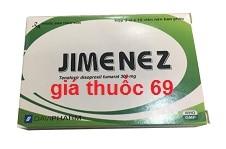 Thuốc Jimenez 300 là thuốc gì? có tác dụng gì? giá bao nhiêu?