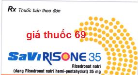 Thuốc SaViRisone 35 là thuốc gì? có tác dụng gì? giá bao nhiêu?