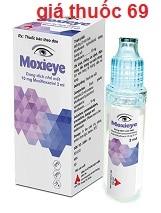 Thuốc Moxieye 10ml là thuốc gì? có tác dụng gì? giá bao nhiêu?