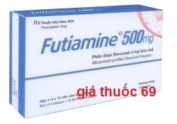 Thuốc Futiamine 500 là thuốc gì? có tác dụng gì? giá bao nhiêu?