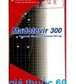 Thuốc Madotevir 300 là thuốc gì? có tác dụng gì? giá bao nhiêu?