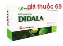 Thuốc Didala là thuốc gì? có tác dụng gì? giá bao nhiêu?