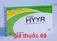 Thuốc Hyyr 150 là thuốc gì? có tác dụng gì? giá bao nhiêu?