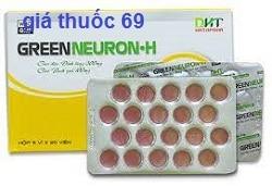 Thuốc Greenneuron-H là thuốc gì? có tác dụng gì? giá bao nhiêu?