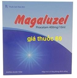 Thuốc Magaluzel 400mg/10ml là thuốc gì? có tác dụng gì? giá bao nhiêu?