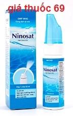 Thuốc Ninosat 50ml là thuốc gì? có tác dụng gì? giá bao nhiêu?