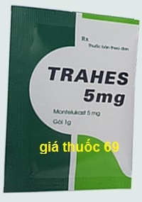 Thuốc Trahes 5 là thuốc gì? có tác dụng gì? giá bao nhiêu?