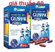 Thuốc Glushark 1500plus là thuốc gì? có tác dụng gì? giá bao nhiêu?