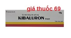 Thuốc Kibaluron 10g là thuốc gì? có tác dụng gì? giá bao nhiêu?