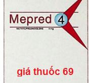 Thuốc Mepred 4 là thuốc gì? có tác dụng gì? giá bao nhiêu?