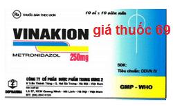 Thuốc Vinakion 250 là thuốc gì? có tác dụng gì? giá bao nhiêu?