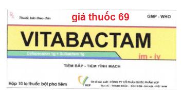 Thuốc Vitabactam 2g là thuốc gì? có tác dụng gì? giá bao nhiêu?