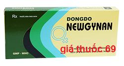 Thuốc Dongdo Newgynan là thuốc gì? có tác dụng gì? giá bao nhiêu?