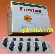 Thuốc Fontel là thuốc gì? có tác dụng gì? giá bao nhiêu?