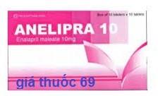 Thuốc Anelipra 10 là thuốc gì? có tác dụng gì? giá bao nhiêu?