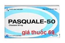 Thuốc Pasquale 50 là thuốc gì? có tác dụng gì? giá bao nhiêu?