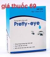 Thuốc Pretty-eye 10ml là thuốc gì? có tác dụng gì? giá bao nhiêu?